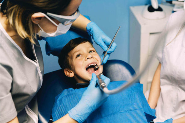 Emergency dentist for kids: His role in dental emergencies