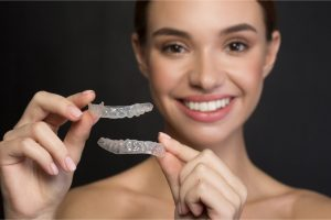 Promoting clear aligners